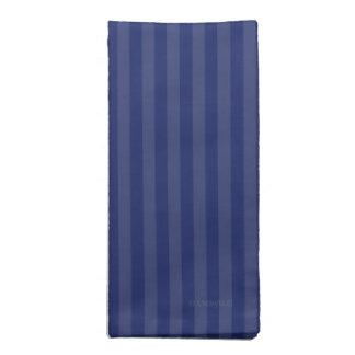 HAMbyWG - Cloth Napkins (4) -Two Tone Small Stripe
