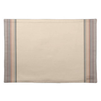 HAMbyWG - Cloth Placemats 12 x 14 - Pale Beige
