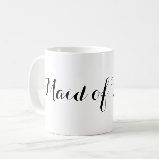 HAMbyWG - Coffee Mug - Maid of Honor