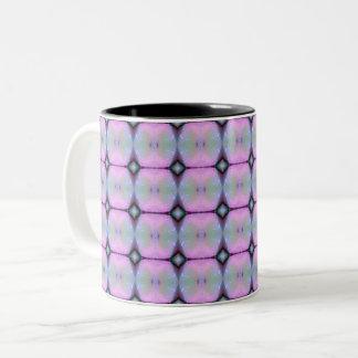 HAMbyWG - Coffee Mug -  Pink Art Deco