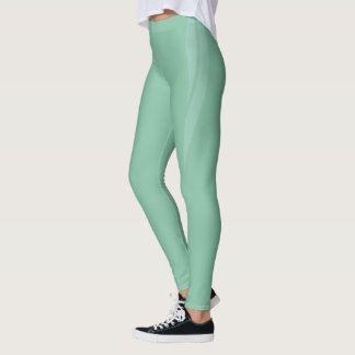 HAMbyWG - Compression Leggings - Light Turquoise