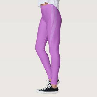 HAMbyWG - Compression Leggings -  Medium Violet