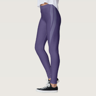 HAMbyWG - Compression Leggings - Rich Lavender