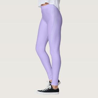 HAMbyWG - Compression Leggings - Soft Violet