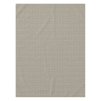 HAMbyWG - Cotton Tablecloth 52x70 - Natural