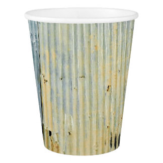HAMbyWG - Custom Paper Cup - Weathered