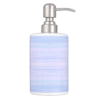 HAMbyWG - Dispensers HAMbWG - Violet Blue Bathroom Set