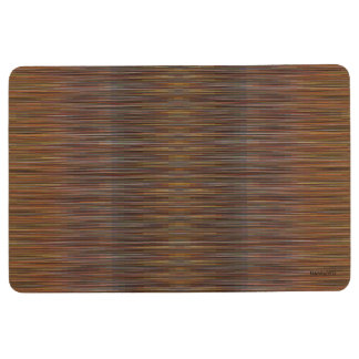 HAMbyWG - Floor Mat - Colorful Bronze Gradient