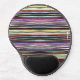 HAMbyWG - Gel Mouse - Multi-colored Gel Mouse Pad