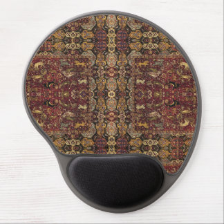 HAMbyWG - Gel Mouse - Persian Burgundy Gel Mouse Pad