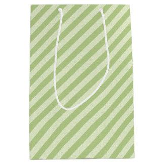 HAMbyWG - Gift Bag - Lime Lime Stripe