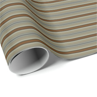 HAMbyWG - Gift Wrap - Art Deco Stripes