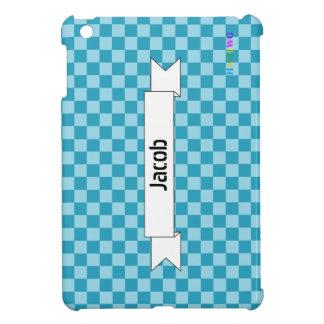 HAMbyWG   Glossy Hard Case - Aqua Teal iPad Mini Cover