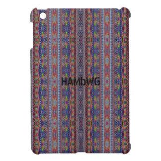 HAMbyWG   Glossy Hard Case - Hippy Look iPad Mini Case