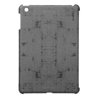 HAMbyWG   Hard Case -  Distressed Charcoal iPad Mini Covers