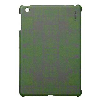 HAMbyWG   Hard Case -  Distressed Green iPad Mini Covers