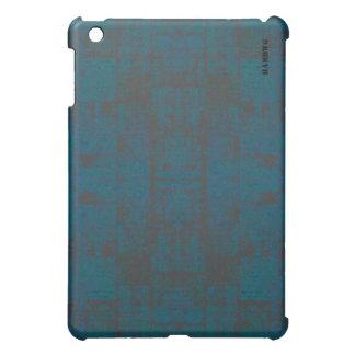 HAMbyWG   Hard Case -  Distressed Teal iPad Mini Cover