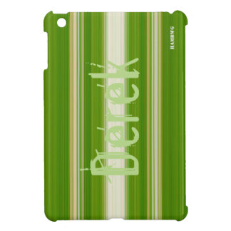 HAMbyWG   Hard Case -  Green Surfer iPad Mini Cases