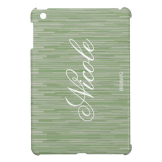 HAMbyWG -Hard Case - Textured Look Any Color Case For The iPad Mini