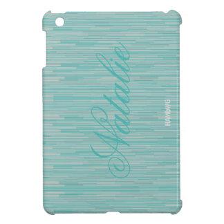 HAMbyWG -Hard Case - Textured Look Any Color iPad Mini Case