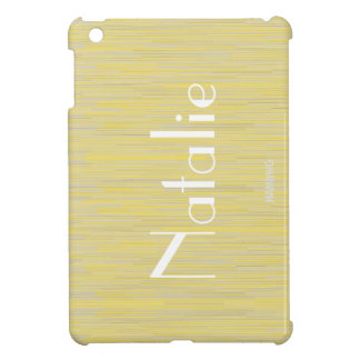 HAMbyWG -Hard Case - Textured Look Any Color iPad Mini Cover