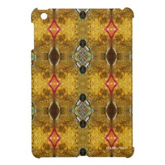 HAMbyWG iPad Mini Glossy Hard Case - Cherry Burl iPad Mini Cover
