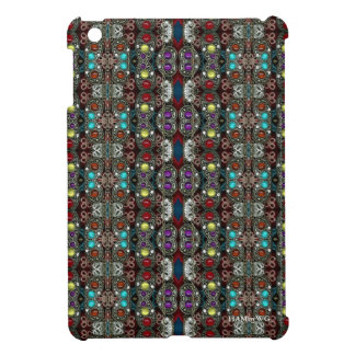 HAMbyWG iPad Mini Glossy Hard Case - Gothic Gem Cover For The iPad Mini