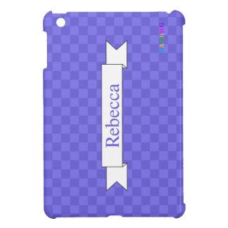 HAMbyWG iPad Mini Glossy Hard Case - Lavender Case For The iPad Mini