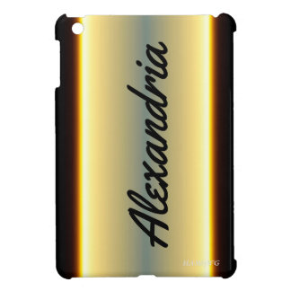 HAMbyWG iPad Mini Glossy Hard Case - Spotlight iPad Mini Case