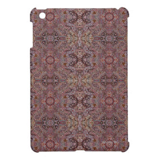 HAMbyWG - iPad Mini Hard Case - Mauve Persian Cover For The iPad Mini