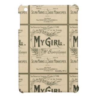 HAMbyWG iPad Mini Hard Case - My Girl iPad Mini Covers