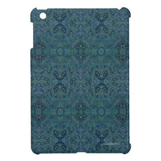 HAMbyWG - iPad Mini Hard Case -Turquoise Persian Cover For The iPad Mini