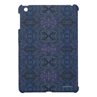 HAMbyWG - iPad Mini Hard Glossy Case Blue Persian Case For The iPad Mini