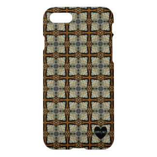 HAMbyWG - IPhone 7/7 Plus Case - Inlay Ivory Look