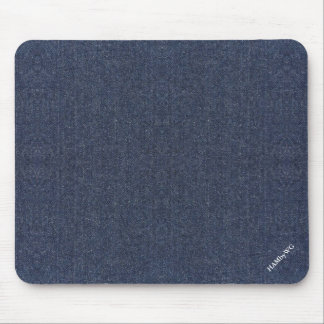 HAMbyWG - Mouse Pad - Denim image