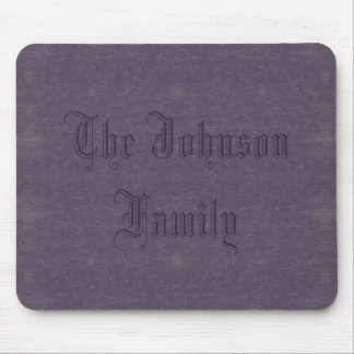 HAMbyWG - Mouse Pad - Lavender