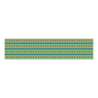 HAMbyWG - Napkin Band - Green & Yellow Glow