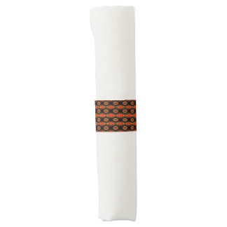 HAMbyWG - Napkin Band - Turkish Red-Orange Black