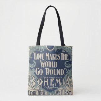 HAMbyWG - Novelty Tote Bag - Bohemia