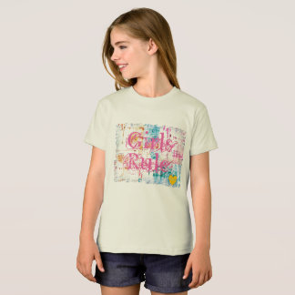 HAMbyWG - Organic T-Shirt - Girls Rule