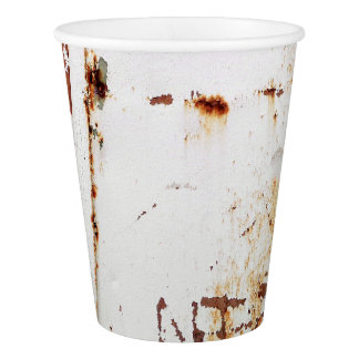 HAMbyWG - Paper Cup, 9 oz - Weathered White