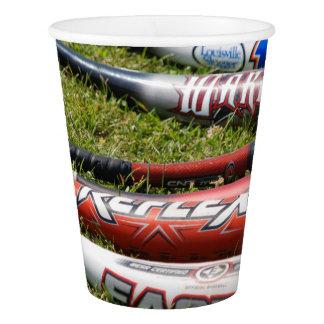 HAMbyWG - Paper Cup - Baseball Bats