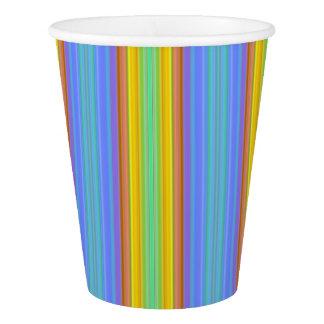 HAMbyWG - Paper Cup - Rainbow Stripe