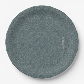 """HAMbyWG - Paper Plate 7 or 9"""" - Spruce 9 Inch Paper Plate"""