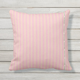HAMbyWG - Pillow   - Custom Small  Stripes