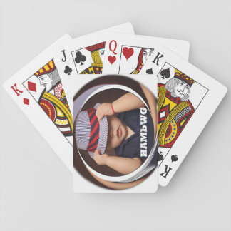 HAMbyWG - Playing Cards - HAMbWG Bambino