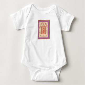 HAMbyWG - Queen of All the Girls Baby Bodysuit