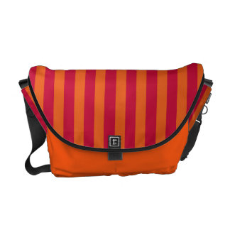 HAMbyWG Rickshaw Messenger Bag Orange & ?