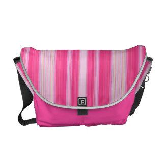 HAMbyWG Rickshaw Messenger Bag - Pink