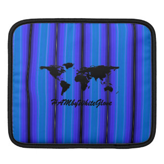 HAMbyWG - Rickshaw Sleeve - Bright Blue Stripe